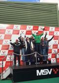 Belgium 2CV racing team