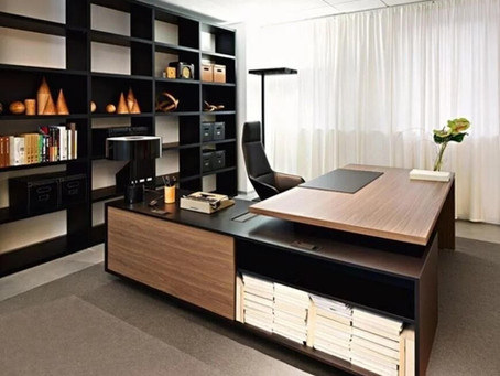 HOME OFFICE SPACES