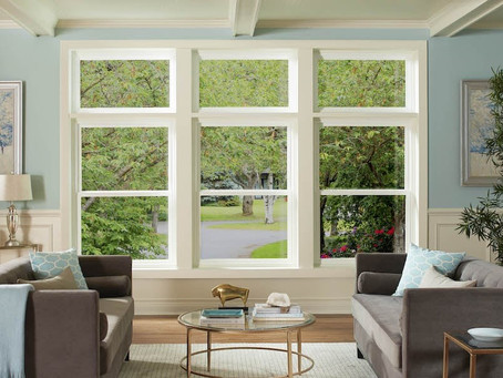 WINDOW STYLES AND DESIGNS