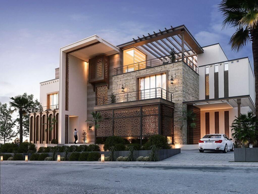 LARGE HOMES.