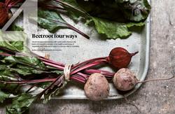 Beetroot four ways