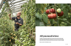 Food producers from the Love Project