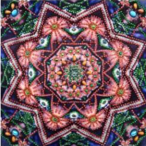 Glimmer Mandala