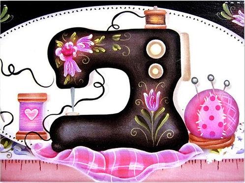 Sewing Machine Pink