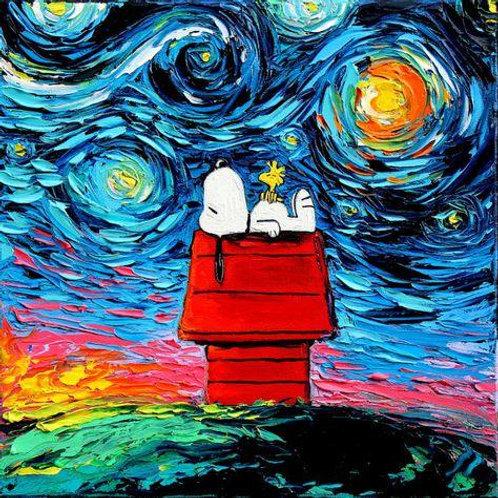 Snoopy Stars
