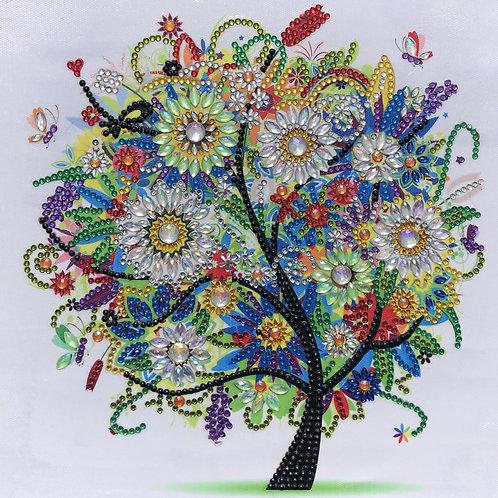 Multi Color Tree