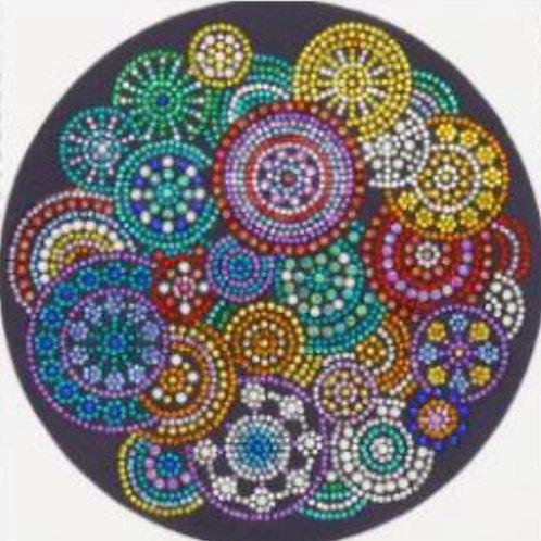 Vibrant Mandala