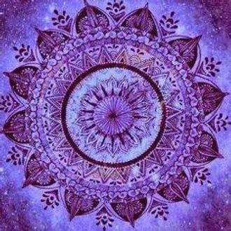 Mandala Purple