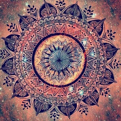 Mandala (Rustic)
