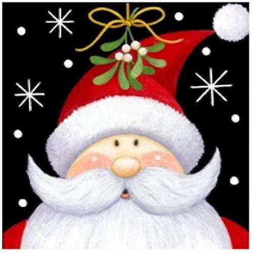 Santa Snowflake