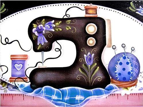 Sewing Machine  Blue