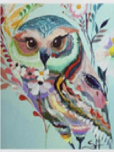 Lady Owl