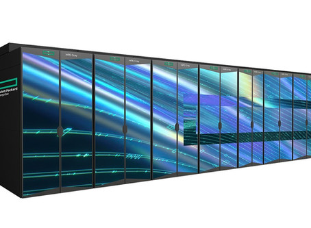 Press release | One of the world's most powerful supercomputers, LUMI