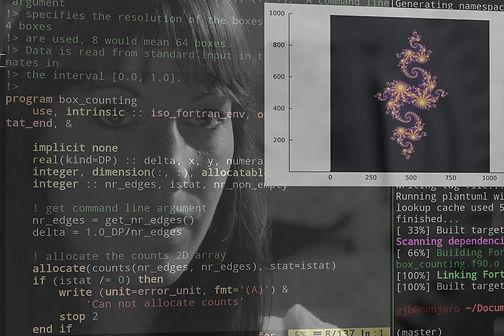 FutureLearn MOOC Fortran for Scientific Computing