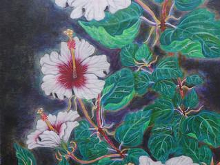 LOVE Hibiscus for JUNE