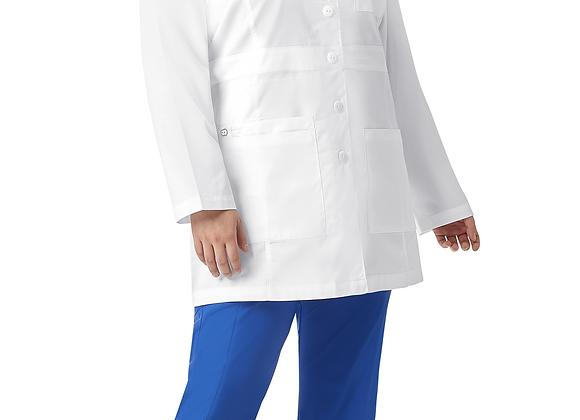 Women's Basic Lab Coat-WKS700