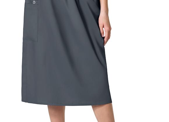 Women's Pull On Cargo Skirt-WKS701