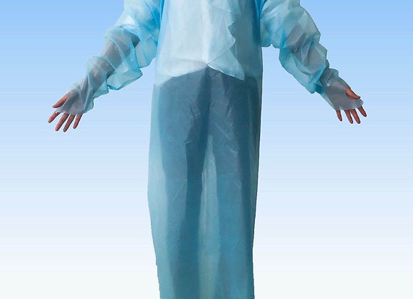 Disposable Gowns (10 pcs)