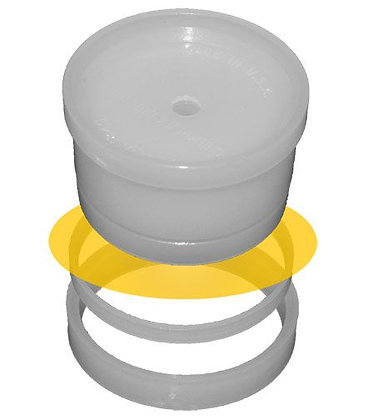 XRF SAMPLE CUPS - S1800 series