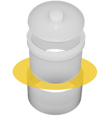 Sample cups S1095