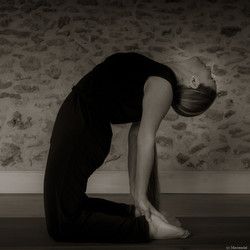 Yoga Lucie - N&B-D-11