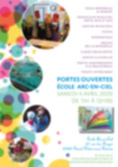 PORTES OUVERTES Ecole ARC EN CIEL 2019-2