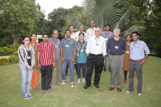Hyderabad Trip (2012)