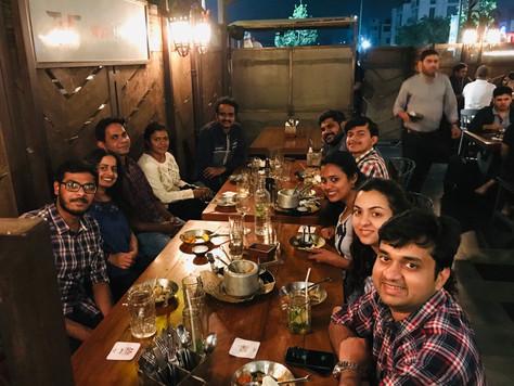 Lab Dinner (2019)