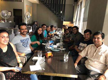 Lab Lunch (2019)