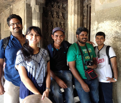 Ajanta Ellora Trip (2014)