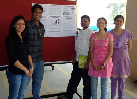 Lab at Sai Trinity (2011)