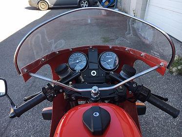 1985 Ducati MHR Mille dash