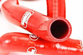 Samco Hoses red