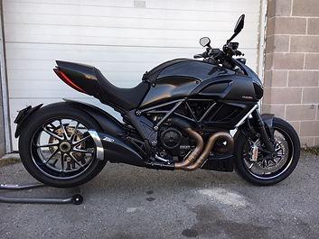 2011 Ducati Diavl Carbon1200
