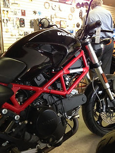 2007 Ducati M695 frame