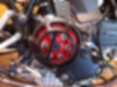 Bruce's Ducati Sport 1000 clutch
