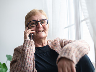 Helping Those Feeling Isolated: Six Ways to Safely Keep in Touch