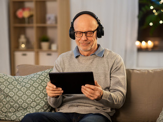Technology Helps Seniors Connect During COVID-19