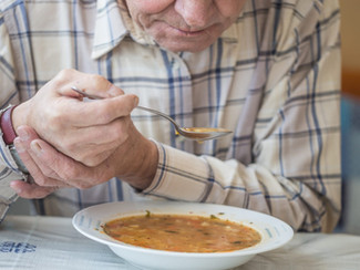 Keeping Nutrition and Hydration Levels Up with Dementia & Alzheimer's