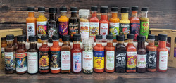 ChilliOTV sauces
