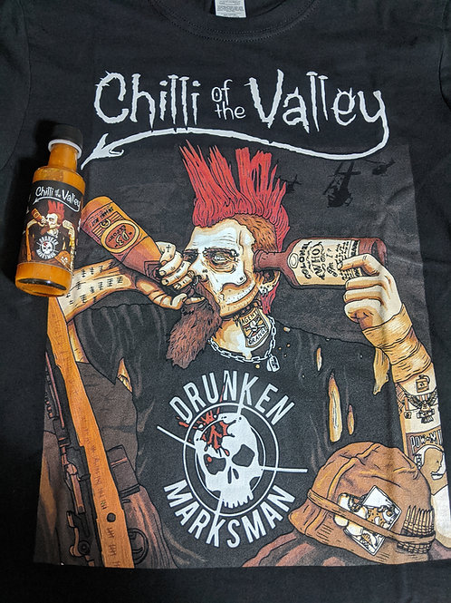 Drunken Marksman T-Shirt