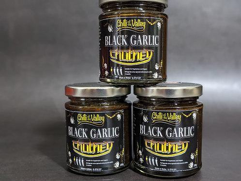 Black Garlic Chutney