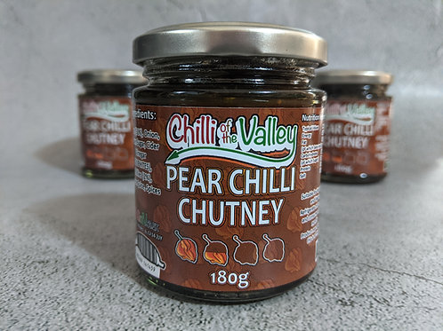Pear Chilli Chutney