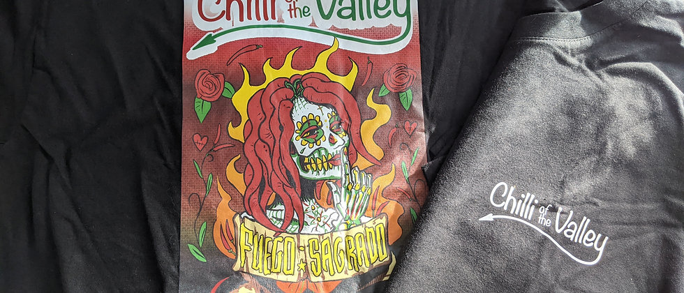 Fuego back print T-Shirt