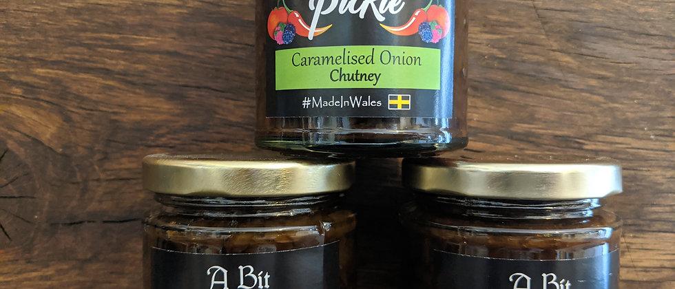A Bit of a Pickle Caramelised Onion Chutney