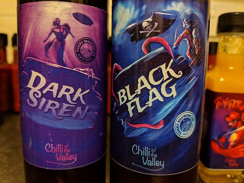 Black Flag and Dark Siren combo