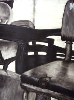 Stacked Chairs (2)