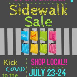 2020 Sidewalk Sales