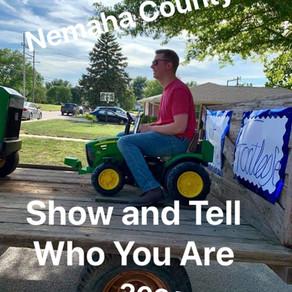 Nemaha County 2021 Parade