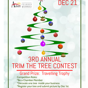Holiday Chamber Member Contests